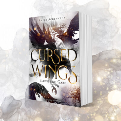 Cursed Wings – Cover und Klappentext